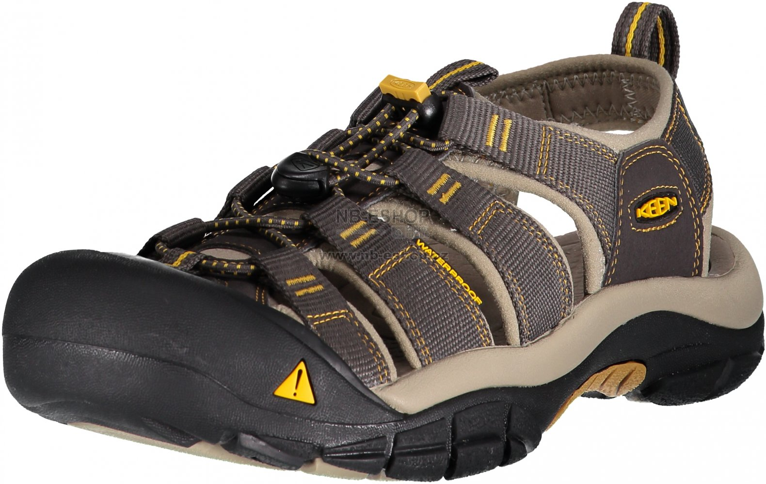 4f3a743b68c9 Pánské sandále KEEN NEWPORT H2 M RAVEN ALUMINIUM velikost  46 ( 11 ...