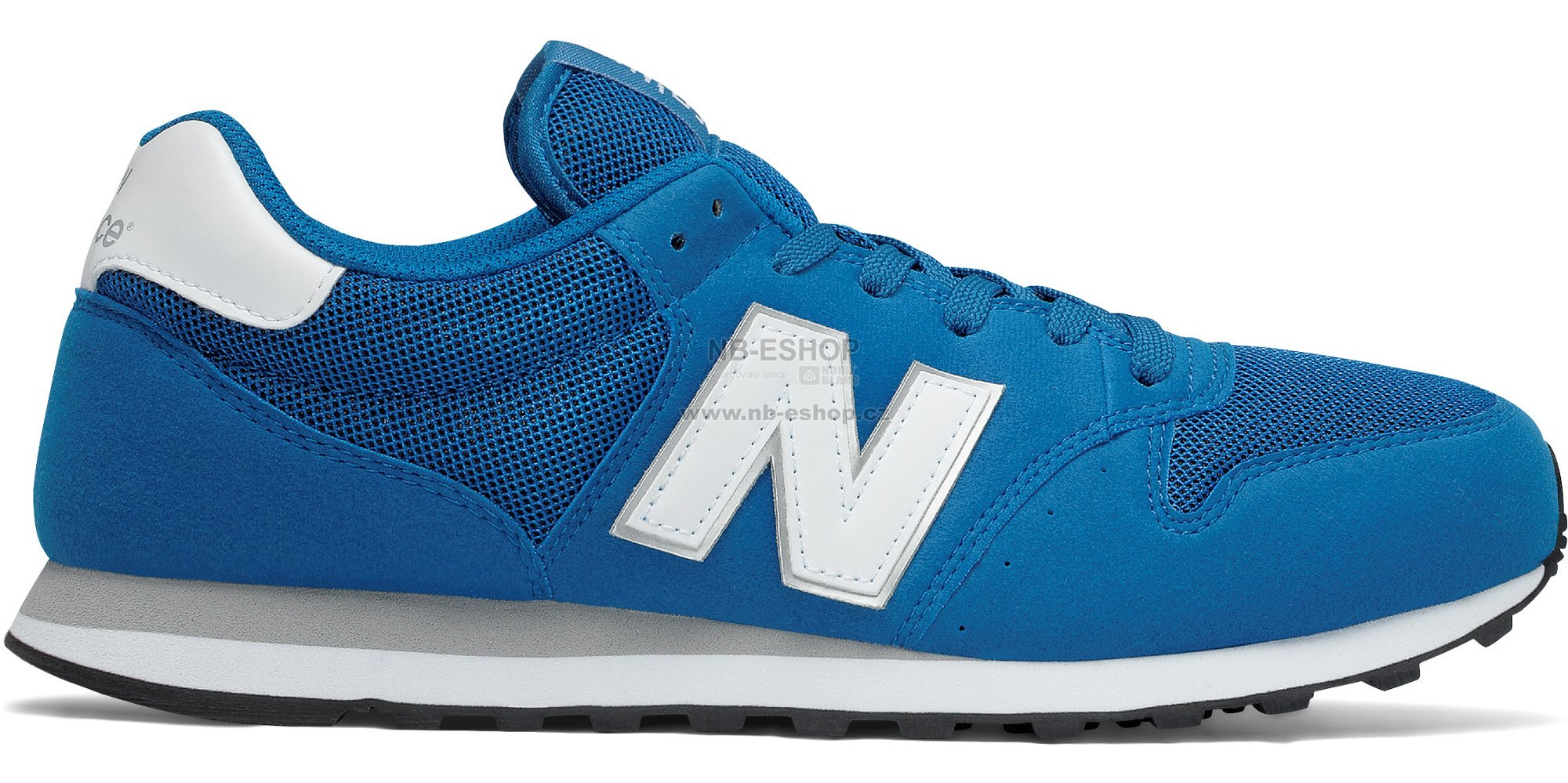 Pánská volnočasová obuv NEW BALANCE GM500BSW MODRÁ velikost  45 94cf694c6b5