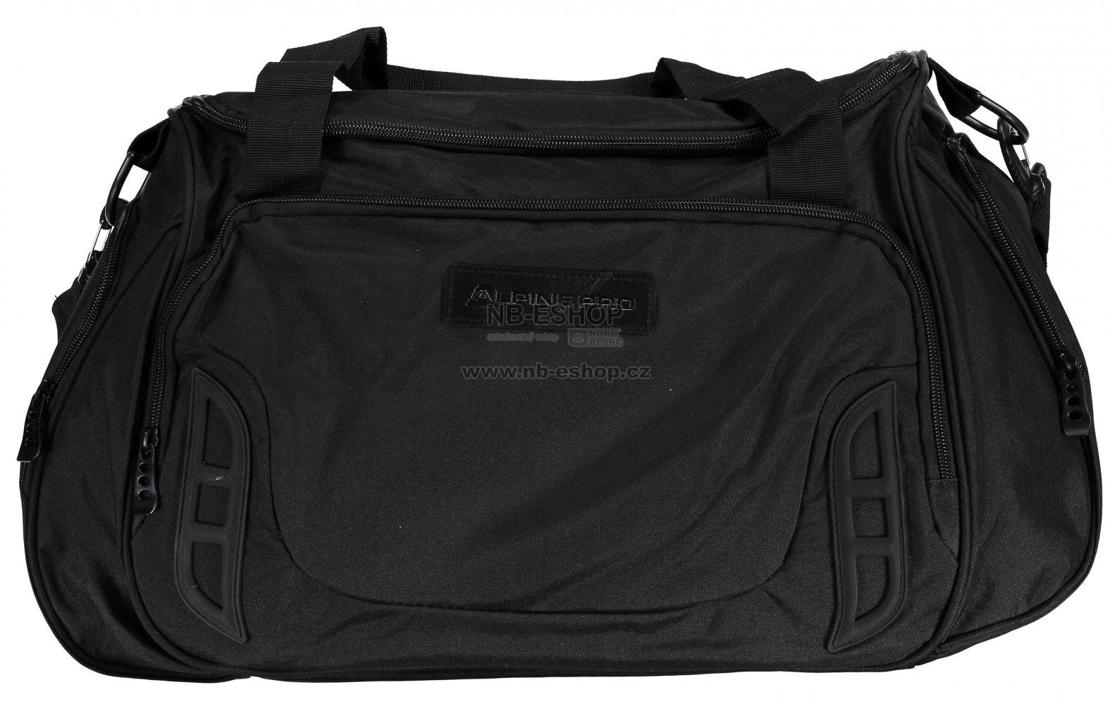 Sportovní taška ALPINE PRO RILLIE UBGK034 ČERNÁ velikost  35 l   NB ... 25ed84397f