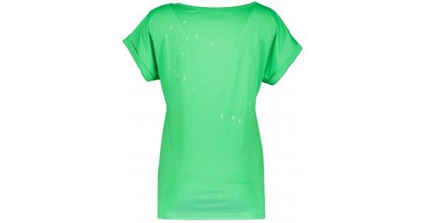 06e895074aa Dámské tričko NORDBLANC NBSLT5049 ZELENÝ TUKAN velikost  40   NB-ESHOP.cz