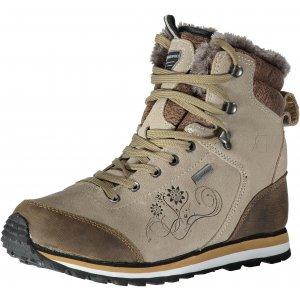 Dámské zimní kotníkové boty ALPINE PRO XALINA LBTK143 BÉŽOVÁ 97f89170dc