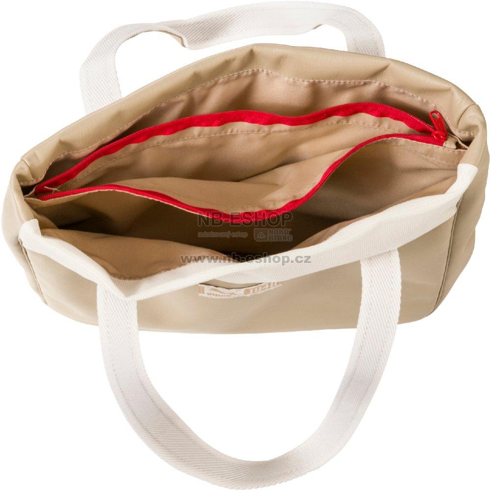 Dámská taška přes rameno PUMA PRIME SHOPPER P 07474503 SAFARI MARSHMALLOW 38a5c8374dd