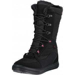 510d3ca99d2 Dámské zimní boty LOAP MERIBEL SBL1744 ČERNORŮŽOVÁ