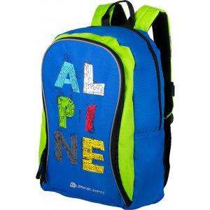 Dětský batoh ALPINE PRO VEAHO KBGL003 MODRÁ