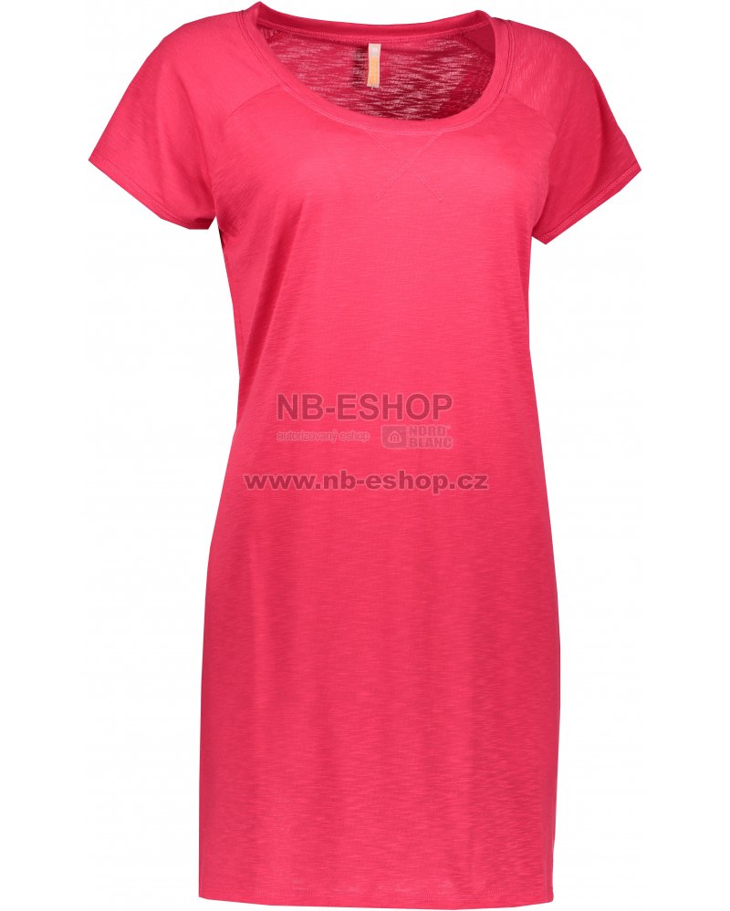 Dámské šaty NORDBLANC SEDATE NBSLD6768 RŮŽOVÁ velikost  34   NB-ESHOP.cz 1020b13479