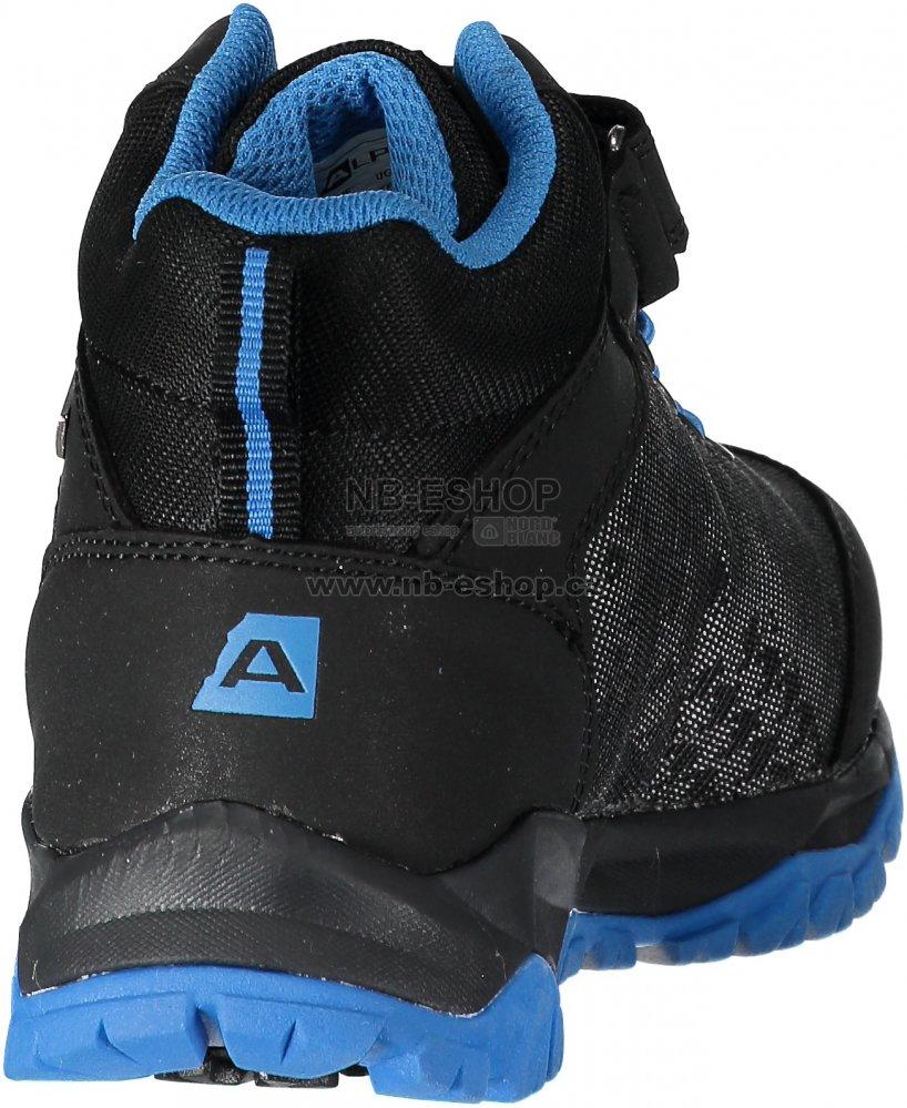 Dětská turistická obuv ALPINE PRO UGO KBTM171 MODRÁ velikost  28 ... 02e9f10c99