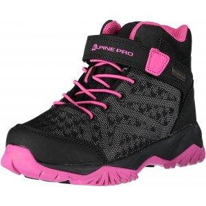d9cbb387325a Dětská turistická obuv ALPINE PRO UGO KBTM171 RŮŽOVÁ velikost  34 ...