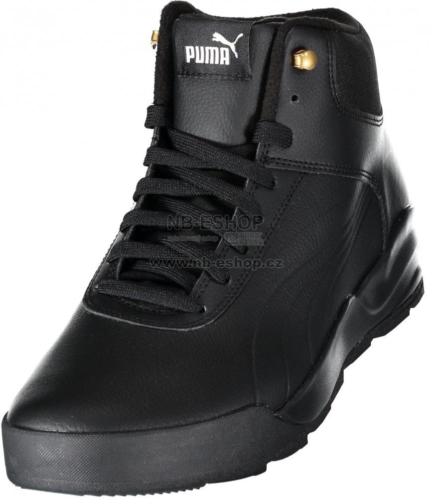 Pánské zimní boty PUMA DESIERTO SNEAKER L 36206502 PUMA BLACK ... 196389c516