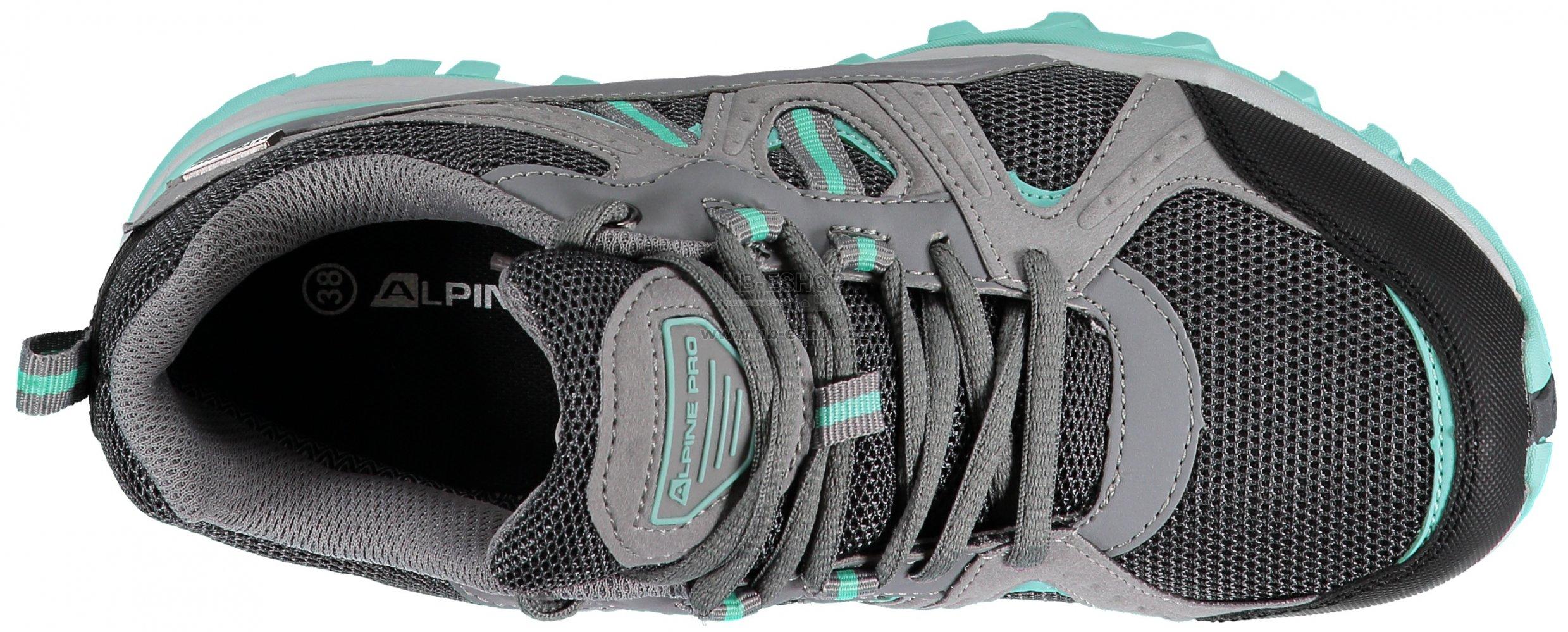 Dámská turistická obuv ALPINE PRO TORA LBTM177 ŠEDÁ velikost  EU 39 ... fe9fe53f023