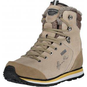 9f5e54a11c0 Dámské zimní boty ALPINE PRO XALINA LBTM143 BÉŽOVÁ