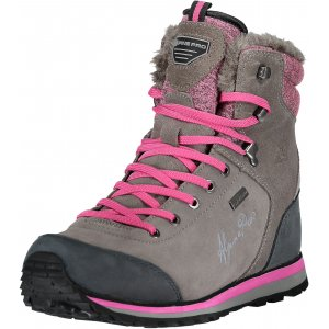 ff754a24cb4 Dámské zimní boty ALPINE PRO XALINA LBTM143 TMAVĚ ŠEDÁ