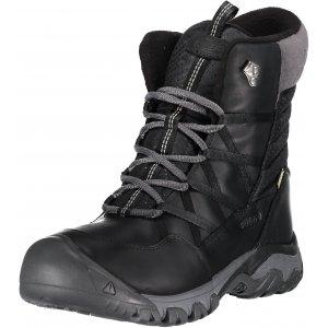 Dámské boty KEEN HOODOO III LACE UP W BLACK MAGNET 24521e8746