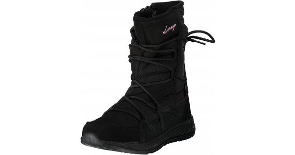 df674225f22 Dámské zimní boty LOAP ALTENA SBL18105 ČERNORŮŽOVÁ velikost  EU 40 (UK 7)    NB-ESHOP.cz