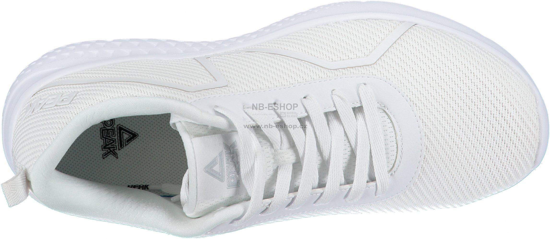 c9f5ce94d77 Dámské sportovní boty PEAK JOGGING SHOES EW83328E BÍLÁ velikost  EU ...