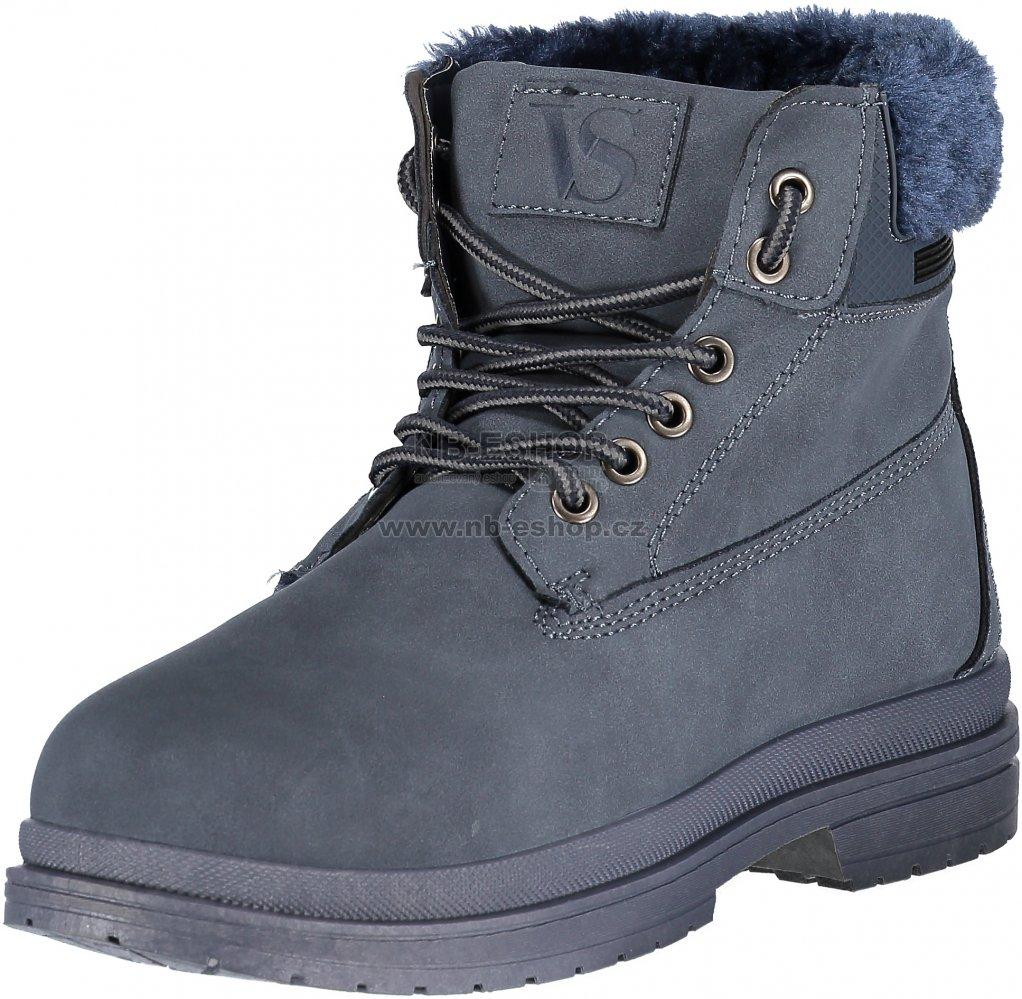 a18285ff811 Dámské zimní boty VICES JB009-1 BLUE velikost  36   NB-ESHOP.cz
