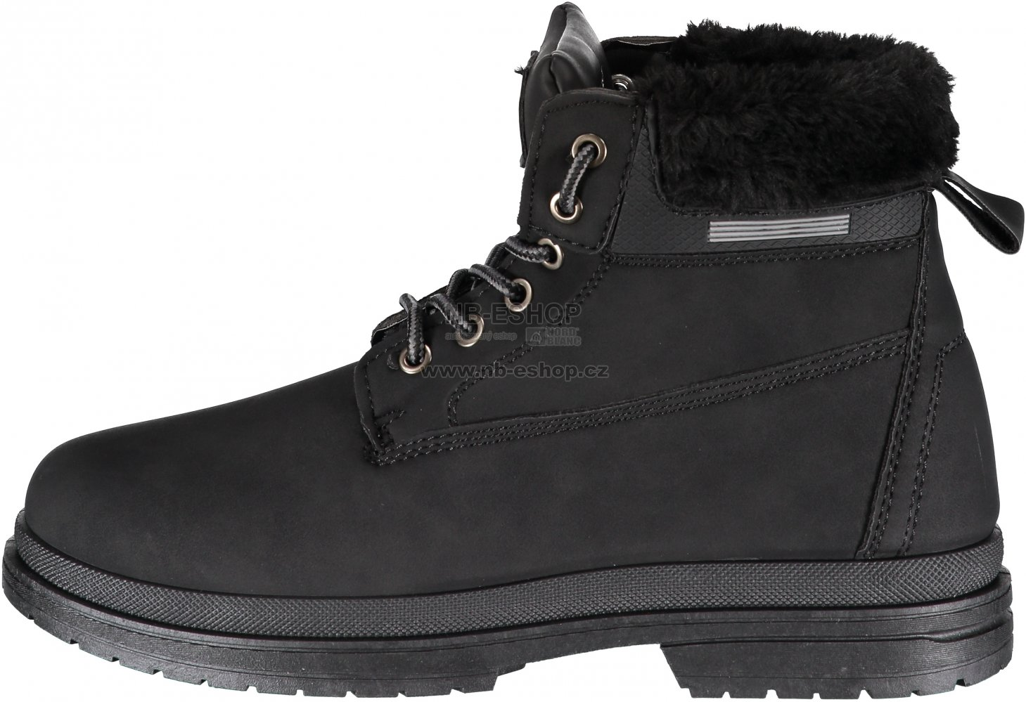 7fc0b609f3f Dámské zimní boty VICES JB009-1 BLACK velikost  37   NB-ESHOP.cz