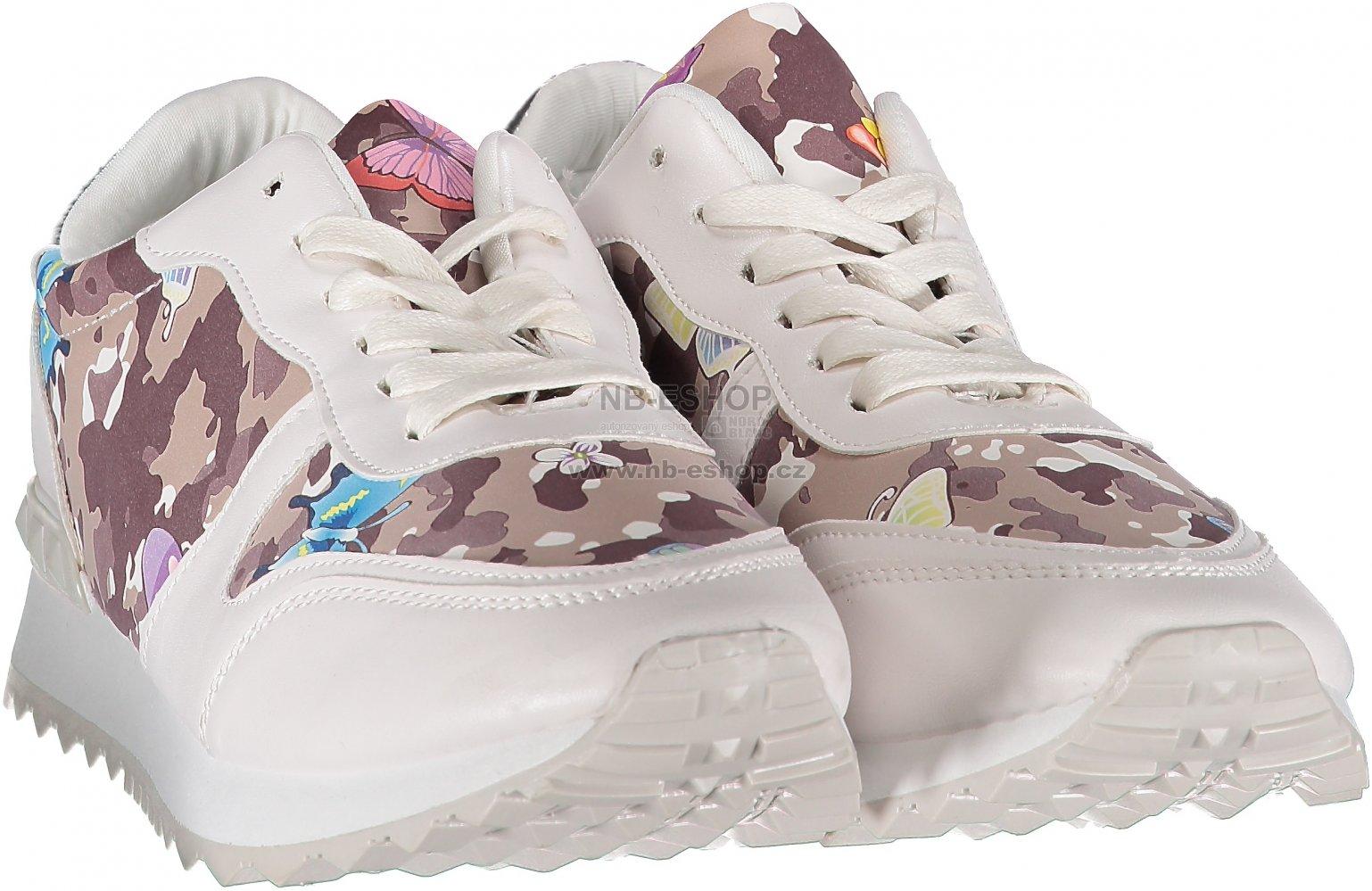 Dámské boty VICES 8371-41 WHITE velikost  40   NB-ESHOP.cz e0ce8b9471