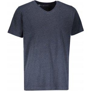 Pánské triko s krátkým rukávem ALTISPORT ZORK MTSN423 TMAVĚ MODRÁ