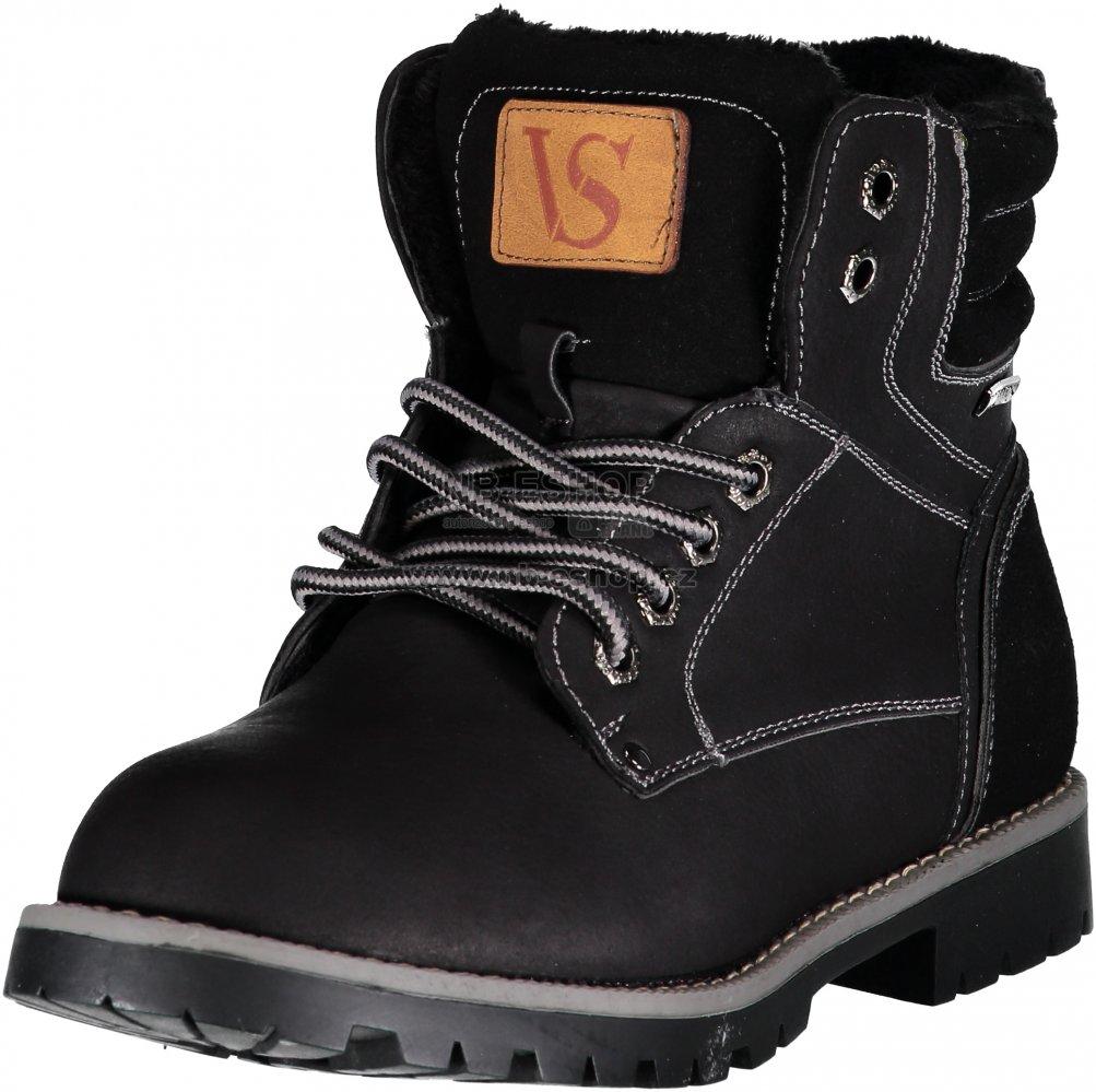 d5167747aae Dámské zimní boty VICES T050-1 BLACK velikost  36   NB-ESHOP.cz