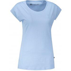 Dámské triko s krátkým rukávem ALTISPORT HARIA LTSN527 SVĚTLE MODRÁ