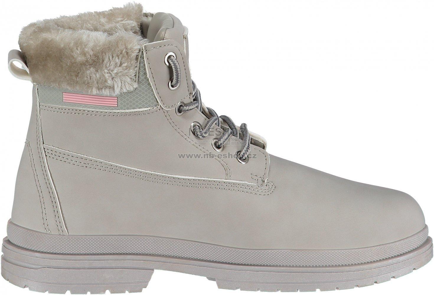 5560cf5158a Dámské zimní boty VICES JB009-5 GREY velikost  36   NB-ESHOP.cz