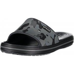 Dámské pantofle CROCS CROCBAND III 205583-0DY SLATE GREY/BLACK