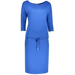 Dámské šaty NUMOCO A13-16 MODRÁ