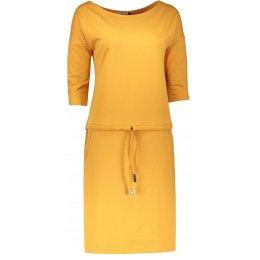 Dámské šaty NUMOCO A13-112 MEDOVÁ