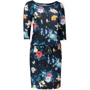 Dámské šaty NUMOCO A13-91 KVĚTY