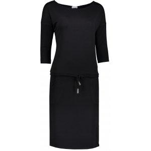 Dámské šaty NUMOCO A13-1A ČERNÁ