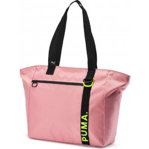 Dámská taška PUMA PRIME STREET LARGE SHOPPER 7660502 BRIDAL ROSE
