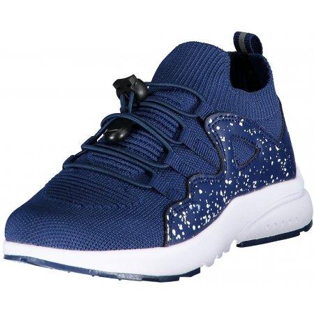 Dětské sportovní boty ALPINE PRO CLEMENSE KBTR220 MODRÁ