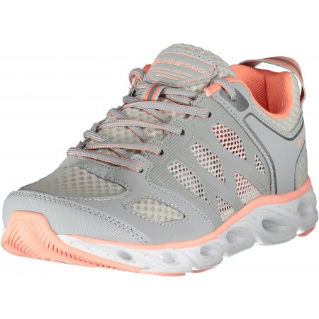 Dámské sportovní boty ALPINE PRO LEWE UBTR206 ŠEDÁ