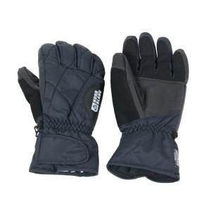 Dámské rukavice lyžařské NORDBLANC NBWG3949 ČERNÁ 25eb425be4